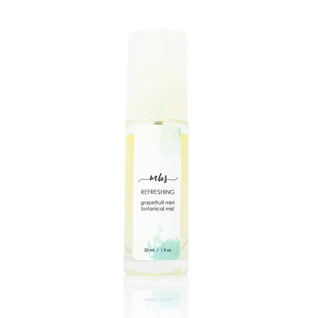 Grapefruit mint botanical mist-Mist-Morning Blossom Studio