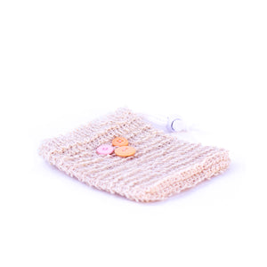 Sisal Soap Saver-Accessories-Morning Blossom Studio