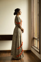 Nadira - Matka silk lehenga with jacket set