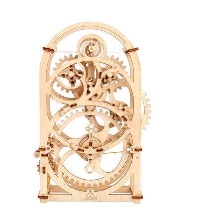 "Ugears ""Timer (20 Minutes)"" I DIY Self-Assembly Mechanical Kits For Teens and Adults"