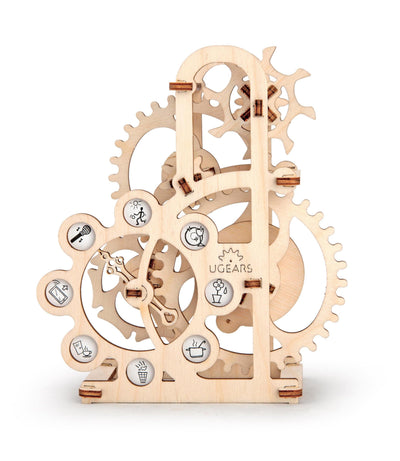 "Ugears ""Dynamometer Kit"" I DIY Self-Assembly Mechanical Kits For Teens and Adults"