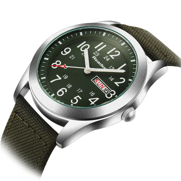 Readeel Sports Watches Men Luxury Brand Army Military Men Watches