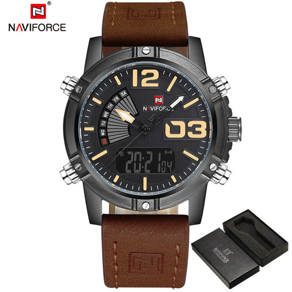 NAVIFORCE Fashion Waterproof Watch