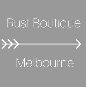 Rust Boutique Melbourne