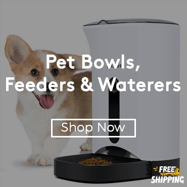 Buy Pet Bowls, Feeders & Waterers