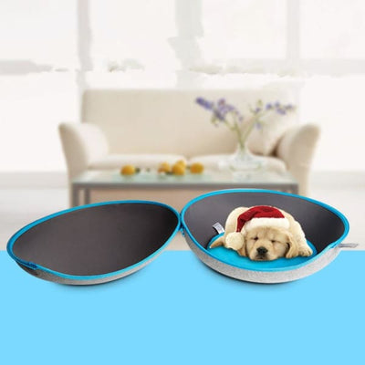$79.00 - EGG CAT BED CAVE (9) TRAVEL PETS