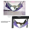 $34.95 - COMFORTABLE SOFT COZY HANGING HAMMOCK FOR SMALL CATS (11) TRAVEL PETS