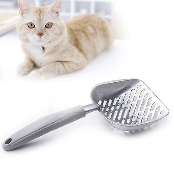 $38.50 - EXTRA LARGE KITTY LITTER SCOOP (2) TRAVEL PETS