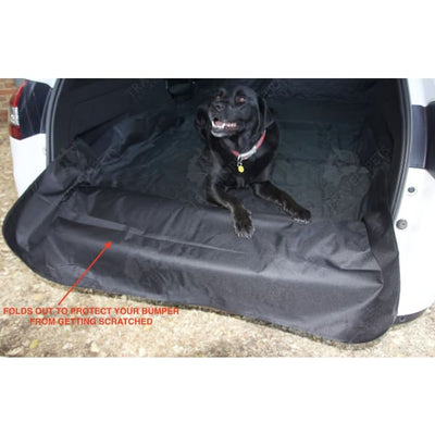 $114.95 - PREMIUM DOG/ANIMAL CAR BOOT COVER (8) TRAVEL PETS