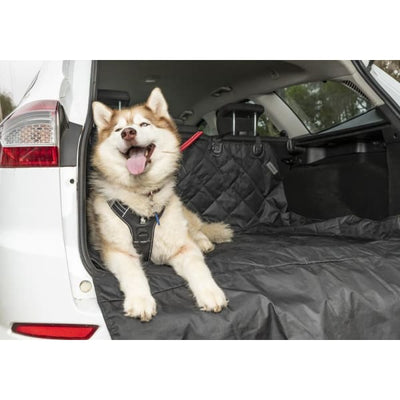 $114.95 - PREMIUM DOG/ANIMAL CAR BOOT COVER (10) TRAVEL PETS