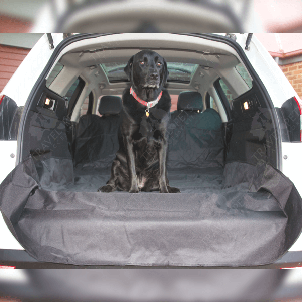 Premium Dog/Animal Car Boot Cover