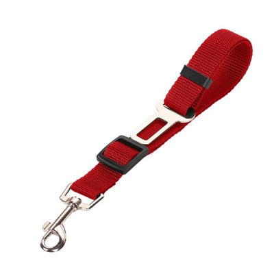 $14.50 - DOG CAR SEAT BELT - KEEPS YOUR DOG SAFE DURING CAR RIDES (10) TRAVEL PETS
