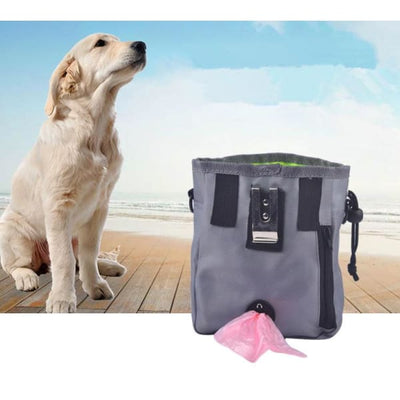 $33.50 - DOG WALKING HANDY BAG (3) TRAVEL PETS