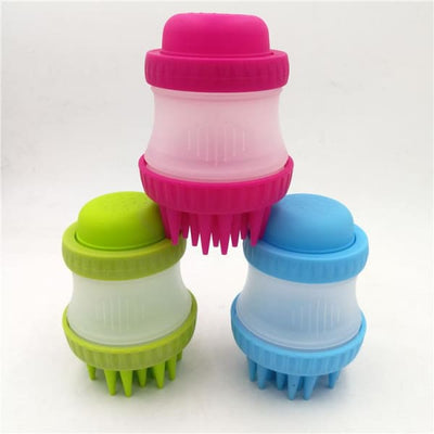 $29.99 - SILICONE PET WASHER (9) TRAVEL PETS