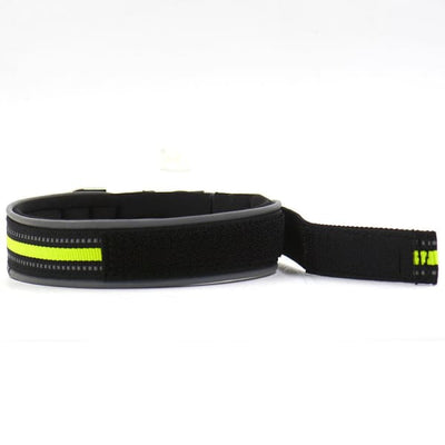 $19.75 - REFLECTIVE DOG COLLAR WITH WETSUIT MATERIAL (6) TRAVEL PETS