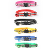 $12.50 - REFLECTIVE SAFETY BREAKAWAY ADJUSTABLE CAT COLLAR WITH BELL (13) TRAVEL PETS