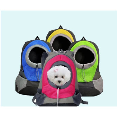 $39.95 - SMALL ANIMAL CARRIER BACKPACK - FOR CATS DOGS & SMALL ANIMALS (9) TRAVEL PETS