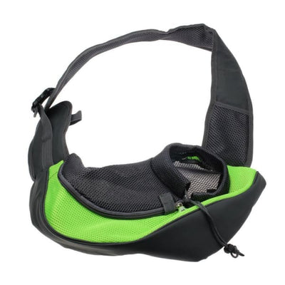 $39.99 - SMALL PET/CAT/DOG SHOULDER SLING CARRIER (8) TRAVEL PETS