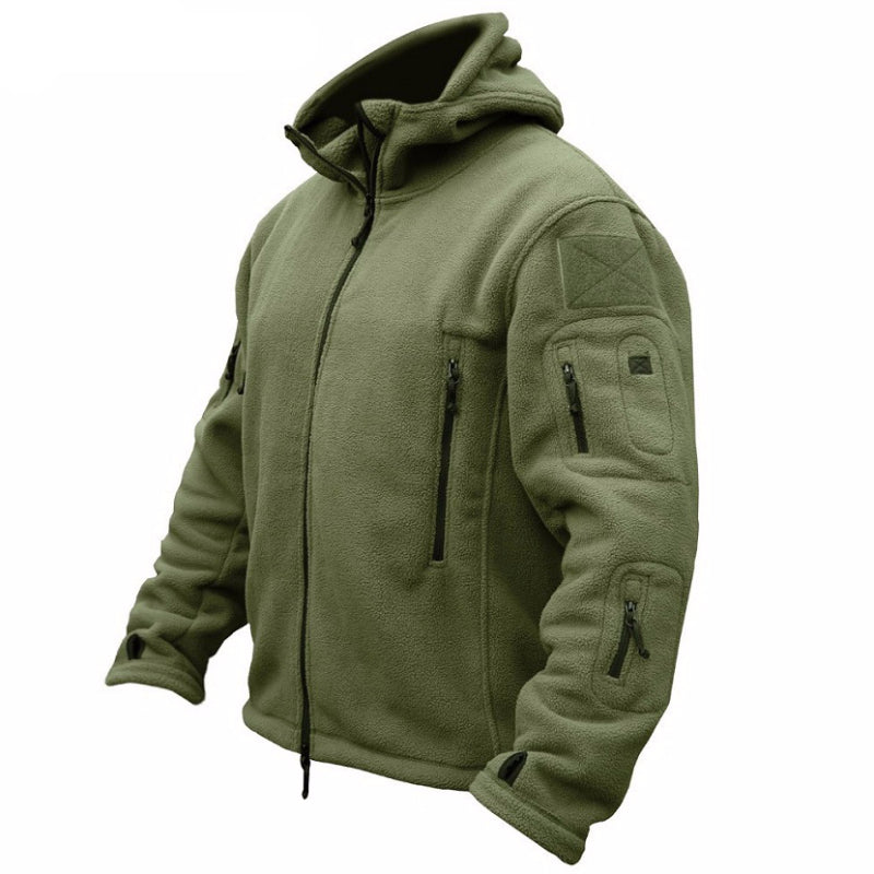 Multiple Pocket Thermal Jacket Outerwear