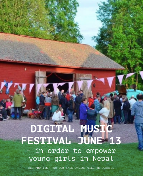 A DIGITAL FESTIVAL IN ORDER TO MAKE A DIFFERENCE