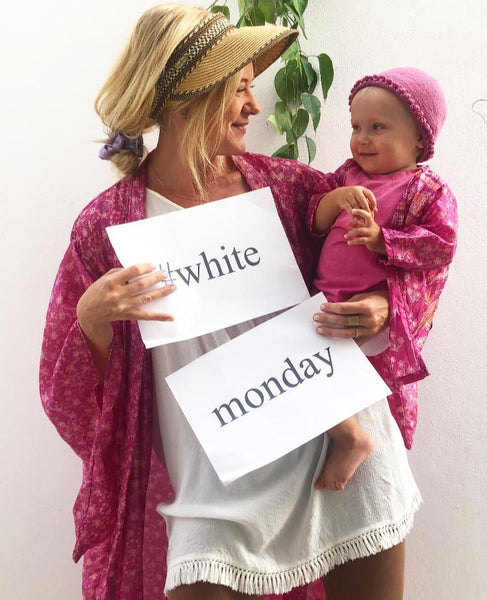 #WHITEMONDAY – A GREEN STATEMENT