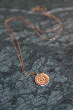 the Reconnect necklace