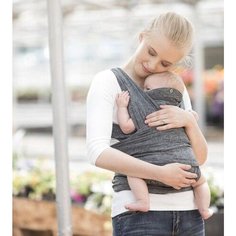 Boppy Comfyfit Baby Carrier - Grey - Carrier carrier