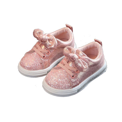 CeCe Sparkles Pre Walker Shoe - Pink / 25 - Shoes shoes