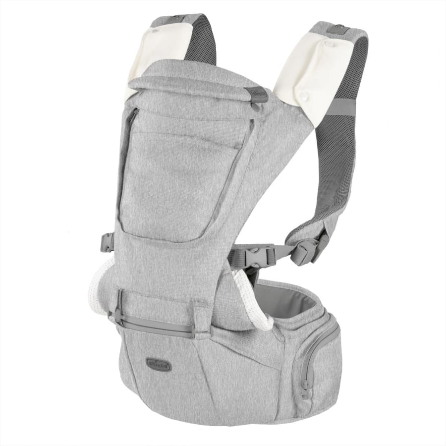 Chicco 3 in 1 Hip Seat Baby Carrier - Titanium - Carrier carrier, chicco, hands free, newborn