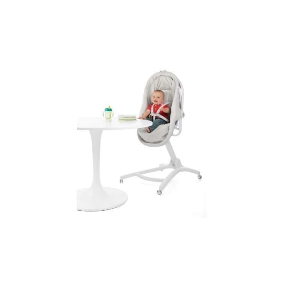 Chicco Baby Hug 4 in1 Air - India Ink - Crib chicco, crib, highchair, newborn