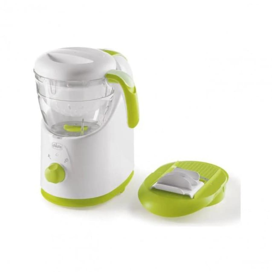 Chicco Easy Meal Steam Cooker - Feeding Chicco cooker steam weaning