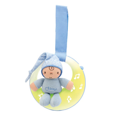 Chicco Goodnight Moon Blue - Toys boy chicco moon nightlight toy