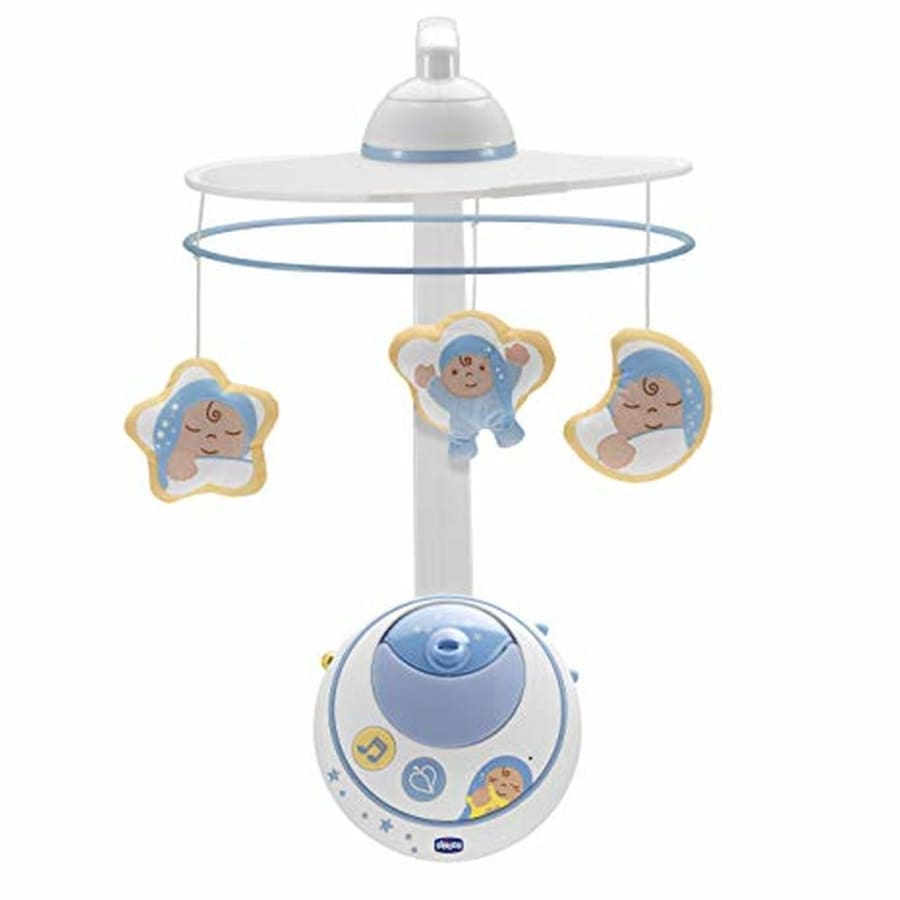 Chicco Magic Stars Cot Mobile - Blue - Toys chicco toys