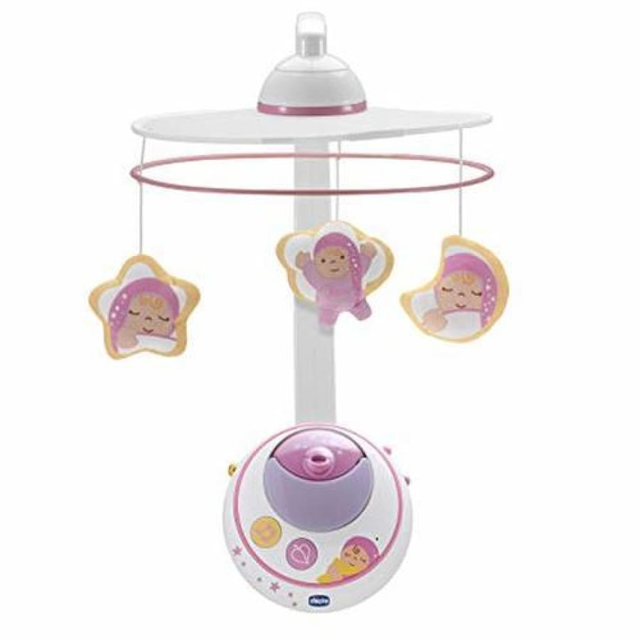 Chicco Magic Stars Cot Mobile - Pink - Toys chicco toys