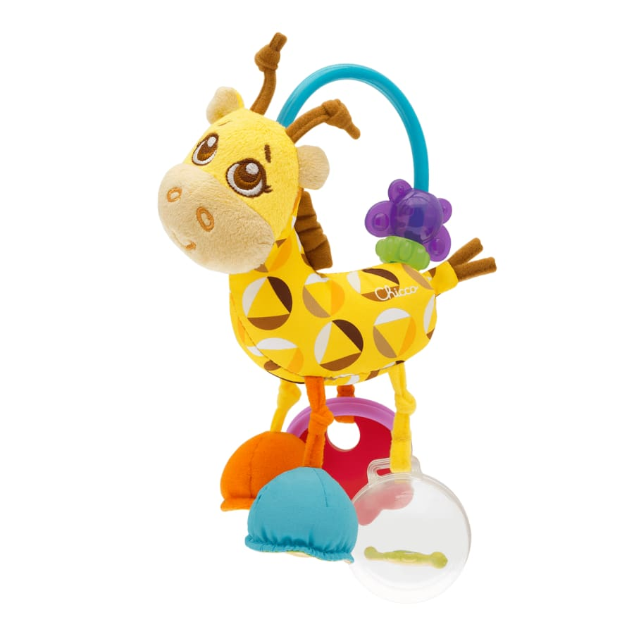 Chicco Mrs Giraffe First Activities Rattle - Rattle