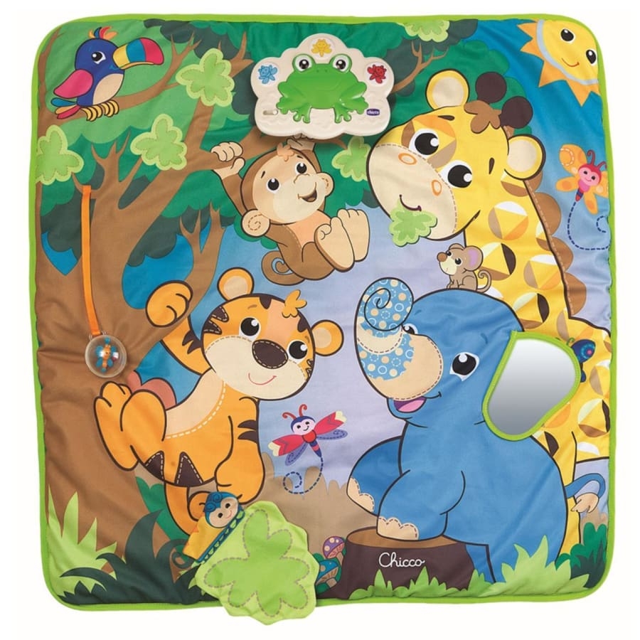 Chicco Musical Jungle Play Mat - Toys chicco, toys