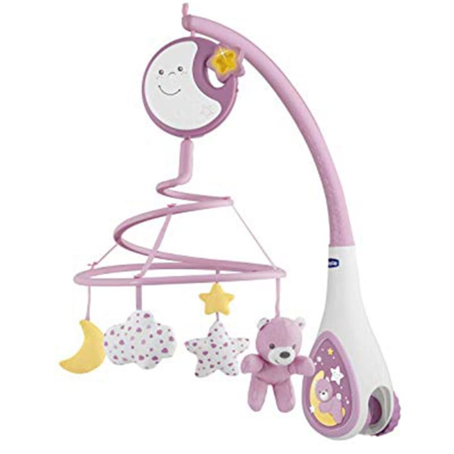 Chicco Next2Dreams Cot Mobile Pink - Toys chicco, toys