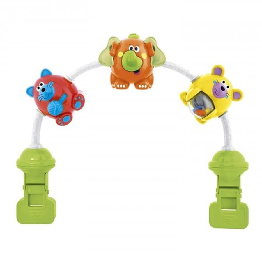 Chicco Travel Friends Stroller Toy - Toys chicco toys