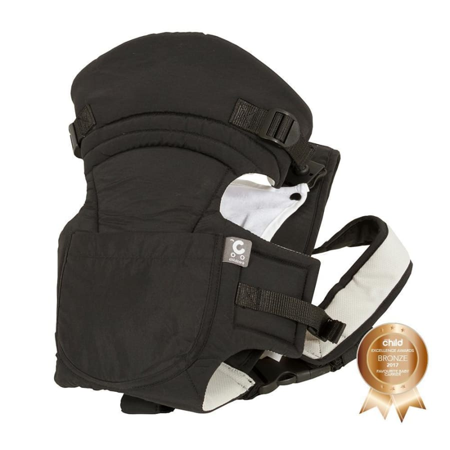 Childcare Baby Carrier - Black - Pram carrier