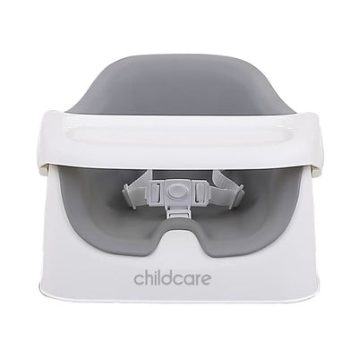 Childcare Ezi Feed 2 in 1 Booster - Cool Grey - Highchair highchair