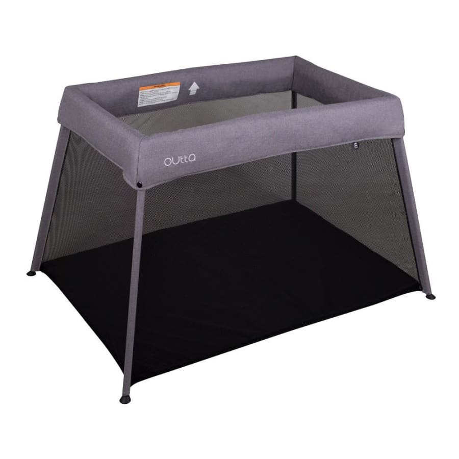 Childcare Outta Travel Cot - Moon Mist - Portacot