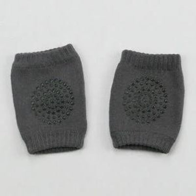 Crawling Knee Pads - Dark Grey - Knee Pads Accessories Knee Pads