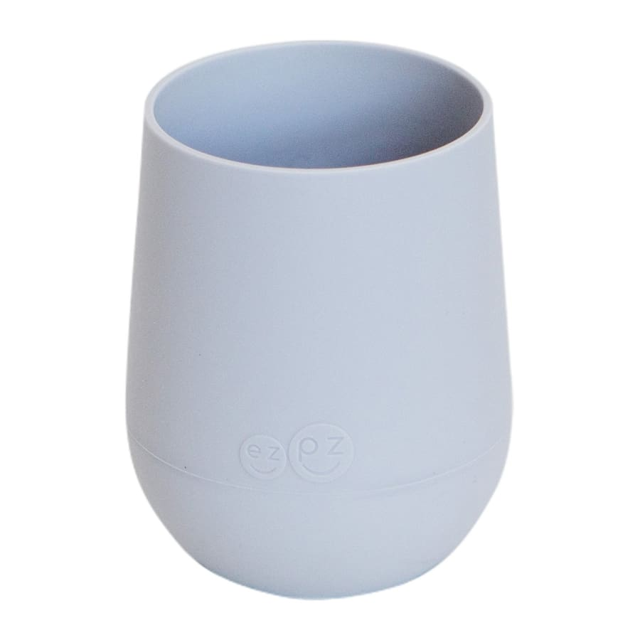 EzPz Mini Cup Pewter - Feeding Bowl, drink cups, ezpz, Feeding