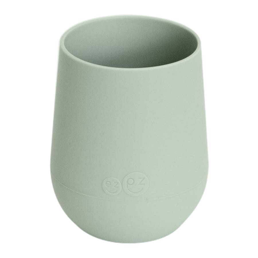 EzPz Mini Cup Sage - Feeding Bowl, drink cups, ezpz, Feeding