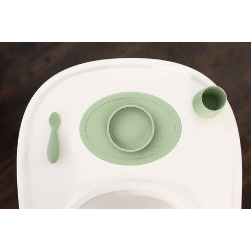 EzPz Tiny Cup Sage - Feeding Bowl drink cups ezpz Feeding
