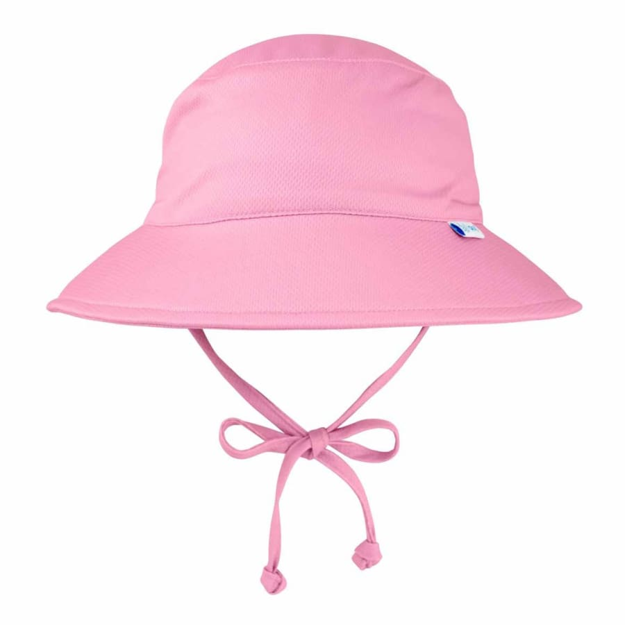 iPlay Breathable Bucket Sun Protection Hat-Light Pink - 0-6 Months - Hat Hat