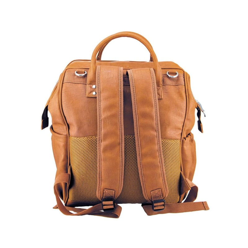 Isoki Byron Backpack - Amber - Nappy Bag isoki, Nappy Bag