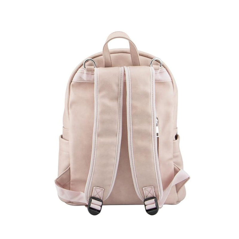 Isoki Marlo Backpack - Mushroom - Nappy Bag backpack, ISOKI, marlo, stone