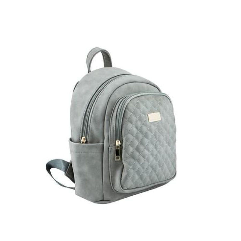 Isoki Marlo Mini Backpack - Stone - Nappy Bag backpack ISOKI marlo mini mummy