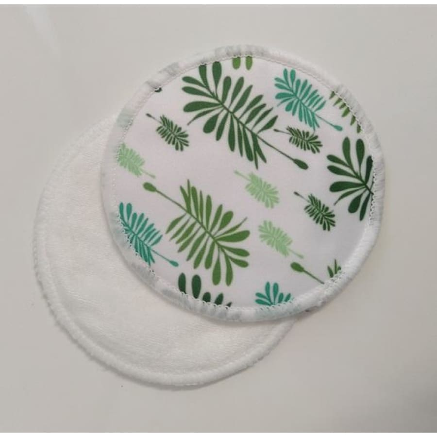 itti Reusable Breast Pads - Daintree - Cloth Nappies breast pad